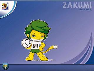 Zakumi, FIFA svjetsko nogometno prvenstvo, Južna Afrika 2010 slike besplatne pozadine za desktop download