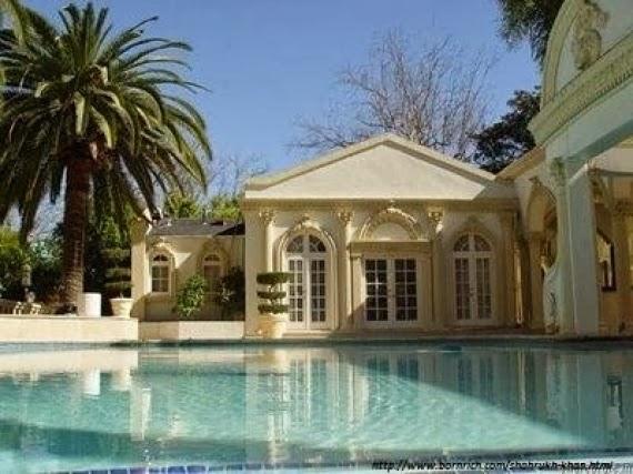 Desain Rumah Mewah Ala India