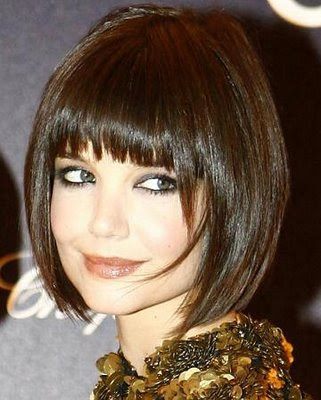 Fashion and Hairstyle: Short hairstyles with fringe