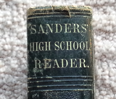 Sanders' High School Reader - Spline View