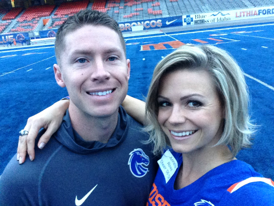 Boise State Alumni, Boise State Blue Turf, Boise State Cheerleaders, Boise State Bleymaier Football Center