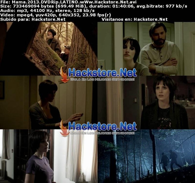 Captura Mama (2013) Dvdrip Latino