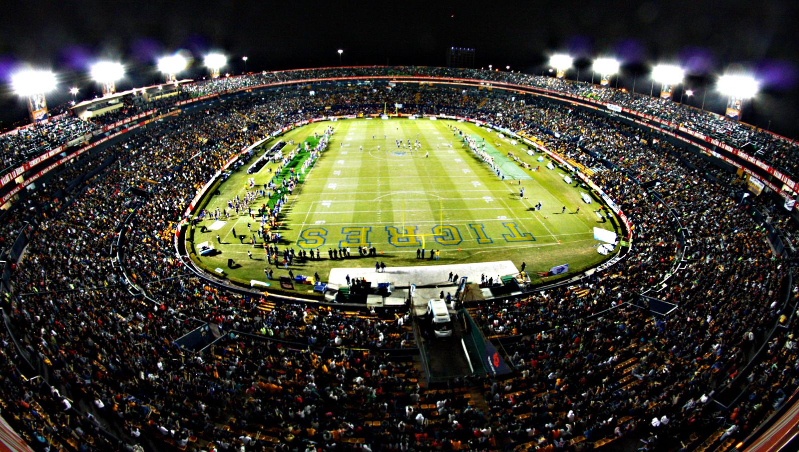 Mi ciudad monterrey nuevo le n m xico taringa for Puerta 9 estadio universitario