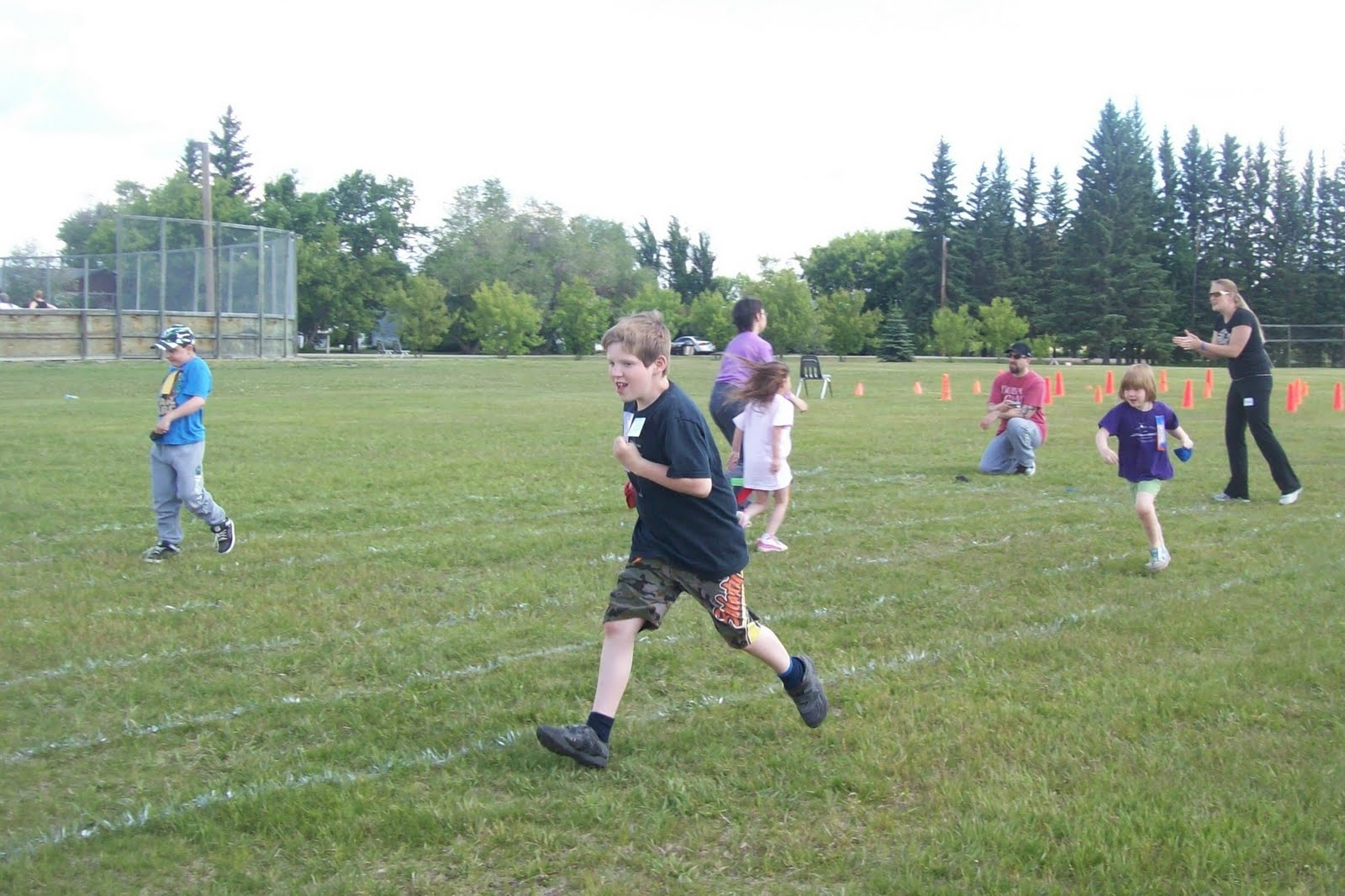 "Porter's Primary: TRACK & FIELD - ""I CAN"" Games in Dorintosh"