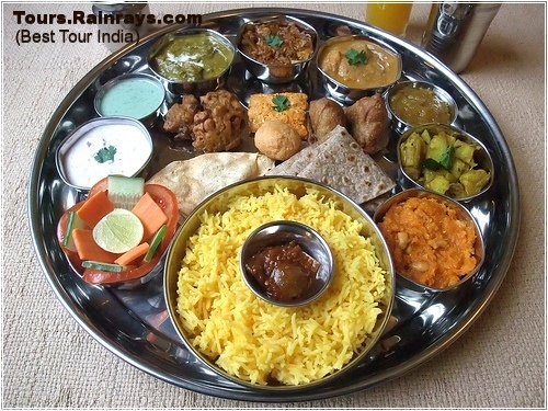 Thali : Test of India
