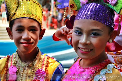 Aliwan Fiesta 2013 Kalilangan Festival of General Santos City