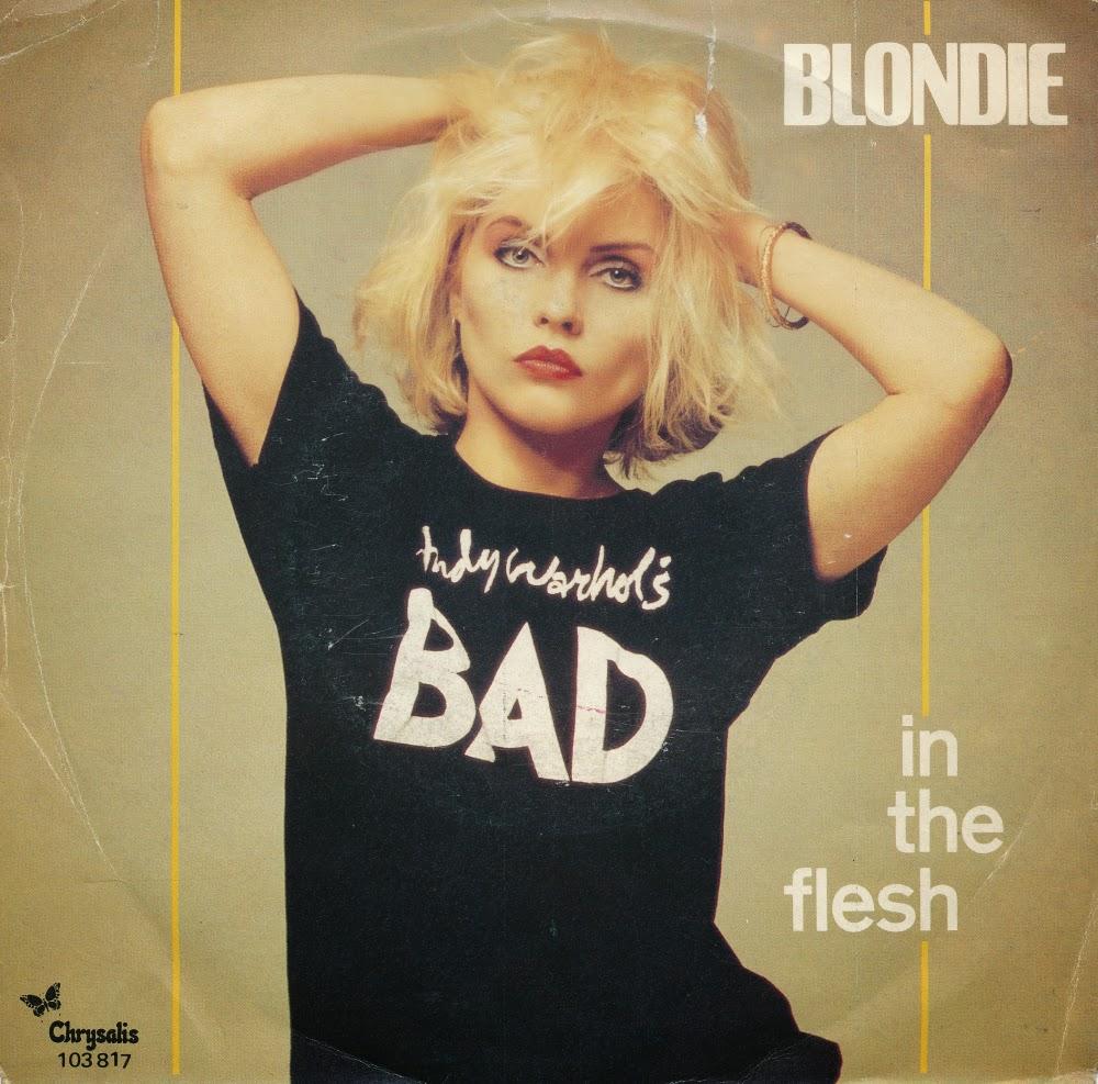 Music On Vinyl In The Flesh Blondie
