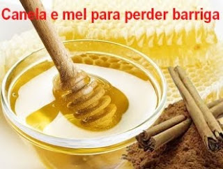 como perder barriga com mel e canela, truques caseiro para perder barriga