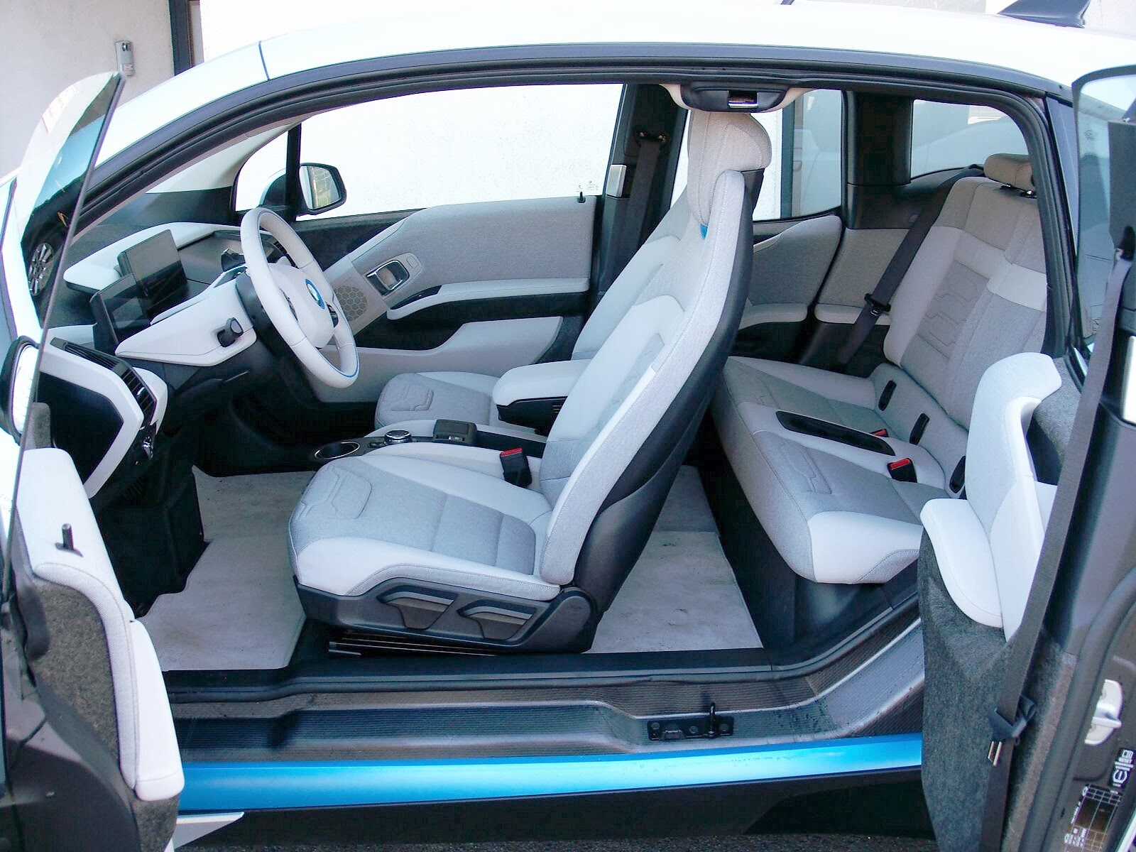 The Electric BMW i3 BMW i3 Born Electric Guest Blogger Meet Jan