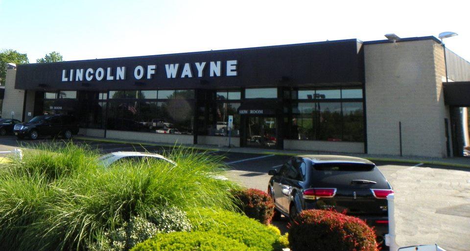 Lincoln of wayne for Wayne motors wayne nj