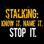 January Is Stalking Awareness Month