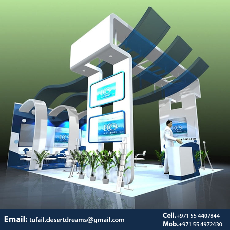 Exhibition Stand Suppliers : Smart exhibition stands in uae quick exhibition stands events