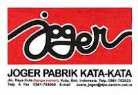 joger pabrik katakata suara terbaru 2013