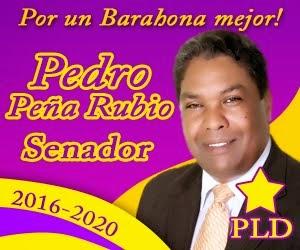 SENADOR PLD POR BARAHONA 2016-2020