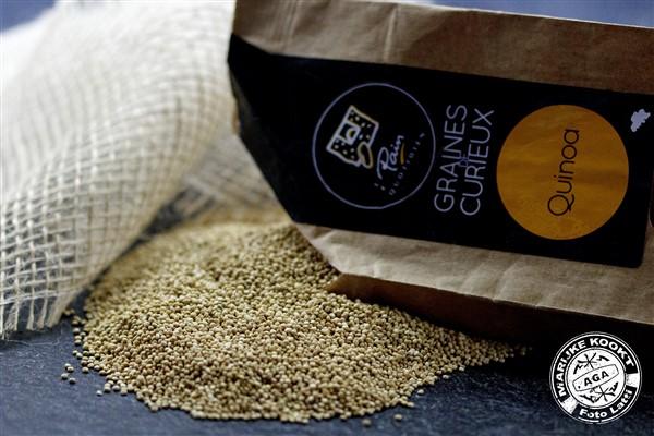 Quinoa van Belgische afkomst