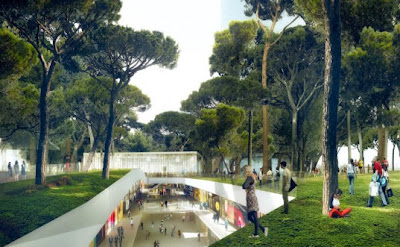 http://inhabitat.com/mvrdv-unveils-plans-for-underground-maguinnext-shopping-mall-topped-with-a-lush-park-in-barcelona/