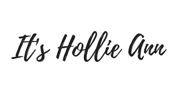 It's Hollie Ann