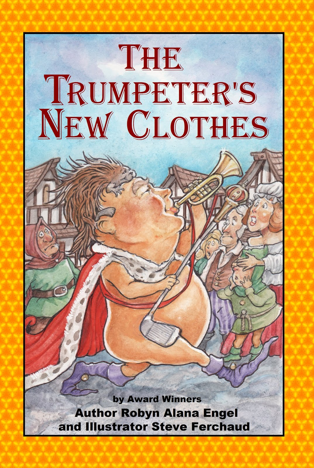 Because somebody had to do it, I wrote The Trumpeter's New Clothes!