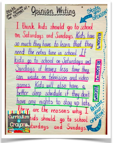 grade 7 opinion essay Grade 7 level 4 writing this collection of grade-level writing samples provides teachers of english language learners with examples of student writing at each.