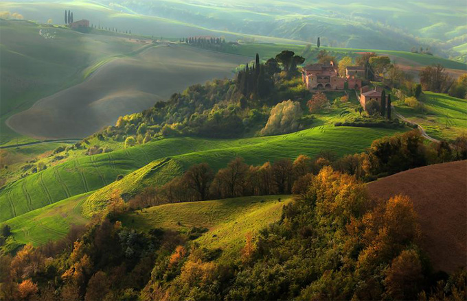 Amazing Places In The World World Amazing