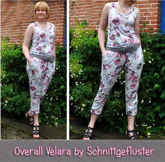 Overall Velara by Schnittgeflüster