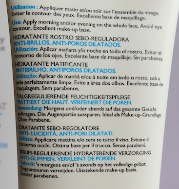 La Roche-Posay Effaclar Mat Moisturiser