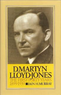 lloyd jones preacher thesis