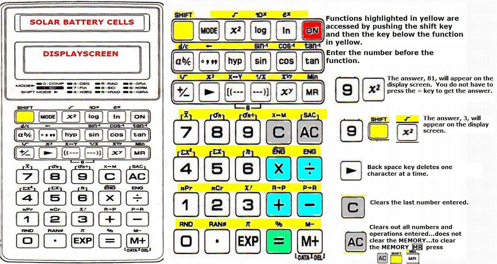 cobb adult ed math using the casio fx 260 solar calculator on the rh cobbadultedmath blogspot com user manual casio fx-260 solar Casio FX 260 Fraction to Decimals