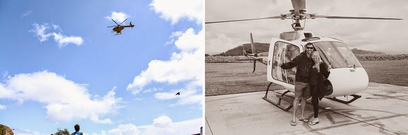 helicopter tour kauai photo