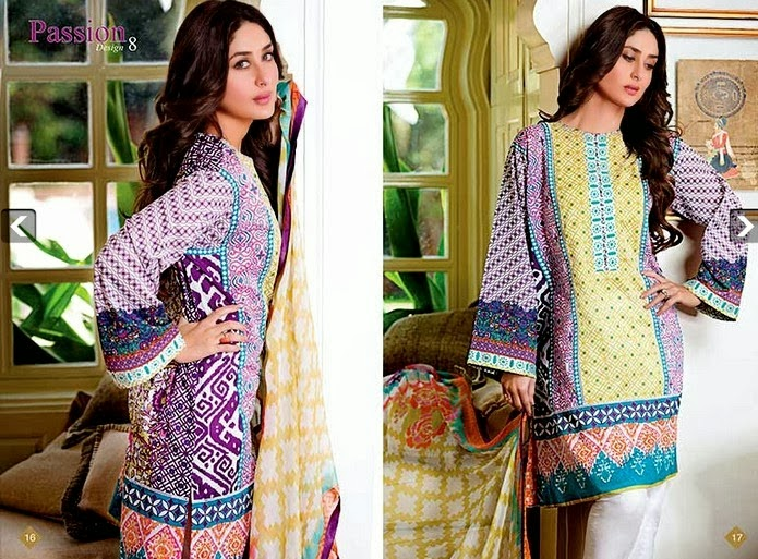 Embroidered Summer Lawn Collection