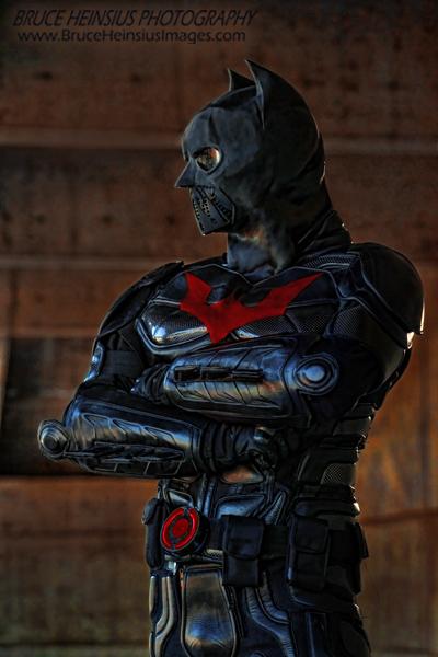 Batman Beyond Costume All That Costumes Impressing