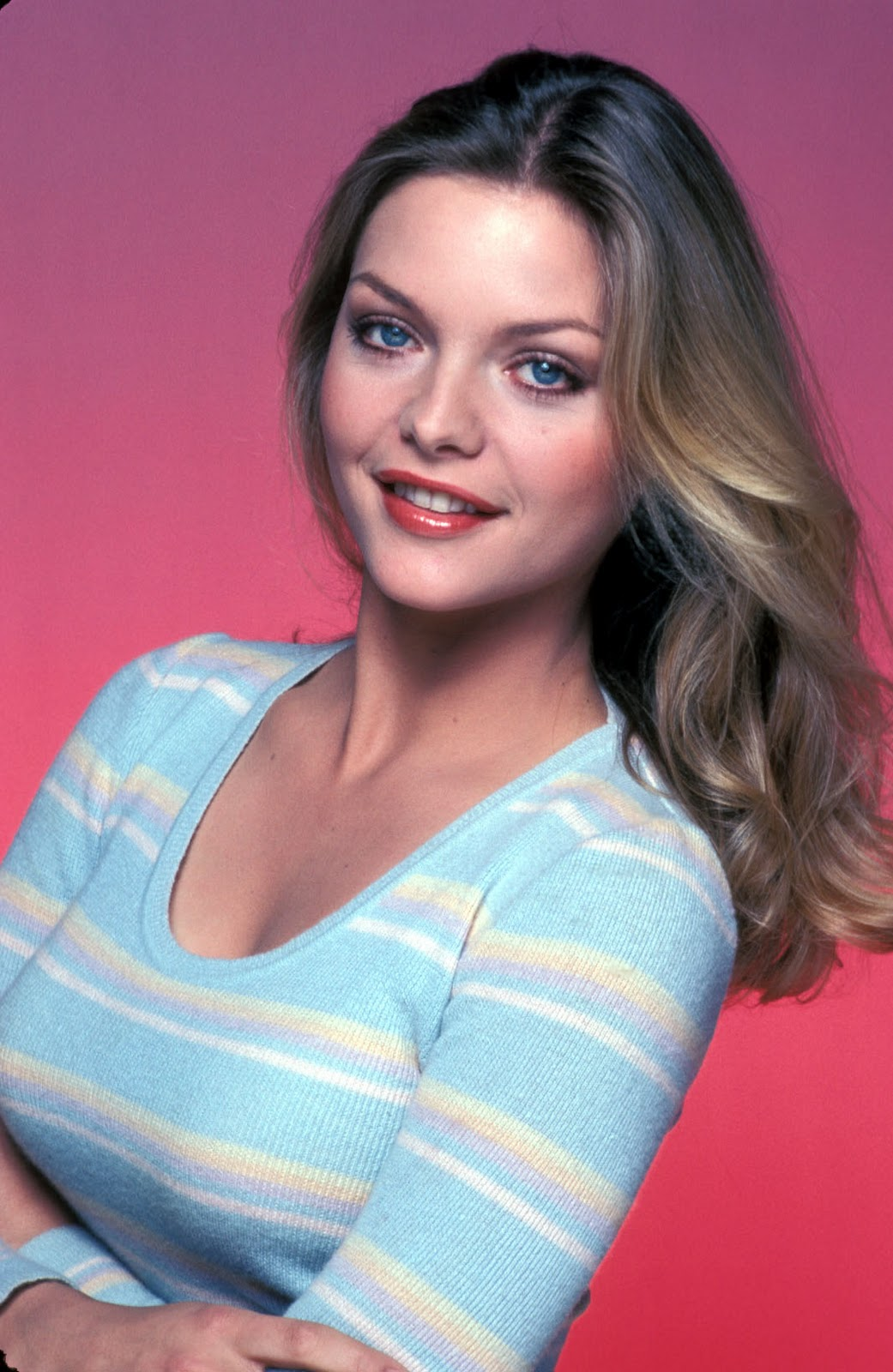 Young Celebrity Photo Gallery: Michelle Pfeiffer as Young ... Michelle Pfeiffer Young