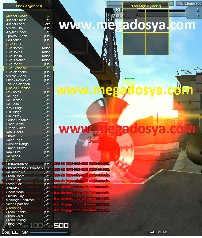 zuka1 Combat Arms Aimbot Esp Wallhack 04.08.2014 Uptade indir