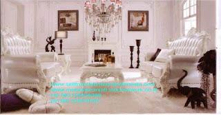 Sofa ukir jepara Jual furniture mebel jepara sofa tamu klasik sofa tamu jati sofa tamu antik sofa tamu jepara sofa tamu cat duco jepara mebel jati ukir jepara code SFTM-22005 sofa cat duco ukir jepara