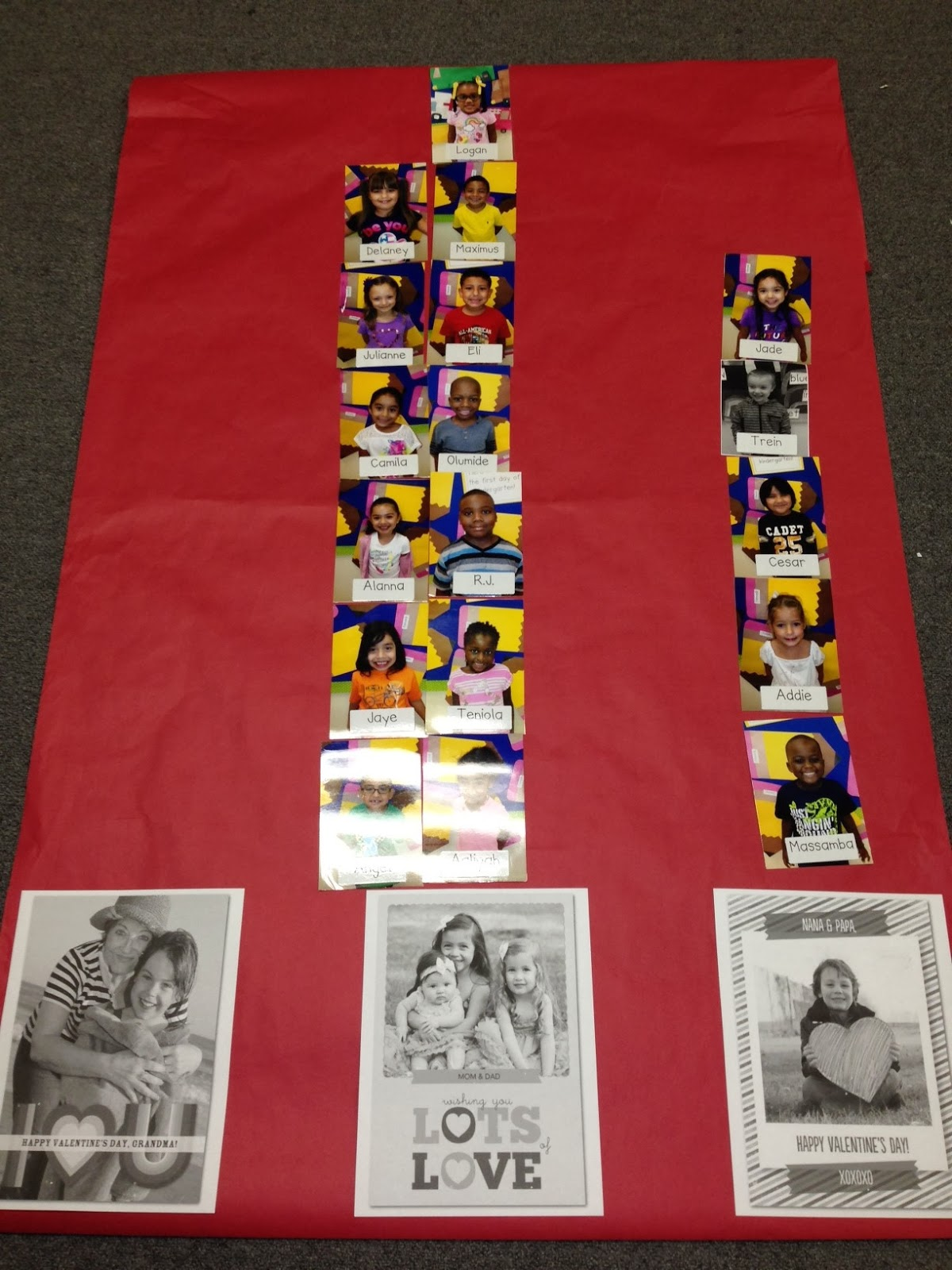 Chalk Talk A Kindergarten Blog Using Personalized Greeting Cards