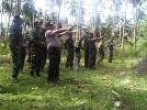 Latihan Menembak Bersama