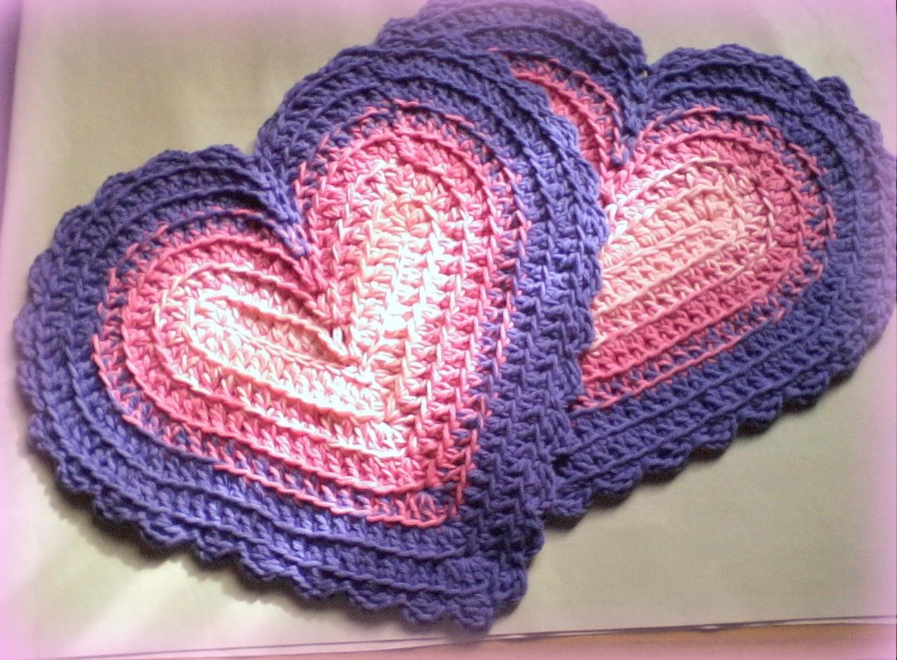 Alfombrita a crochet y curso de tintes naturales