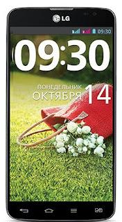 Gambar LG G Pro Lite hitam (depan)
