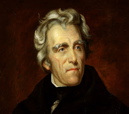 Andrew Jackson, 7th President of the United States of America