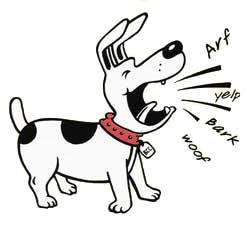 Dog Behavior Training - Barking Problem