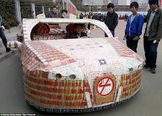 Mobil Unik dan Aneh 2013 di GTA San Andreas Mewah