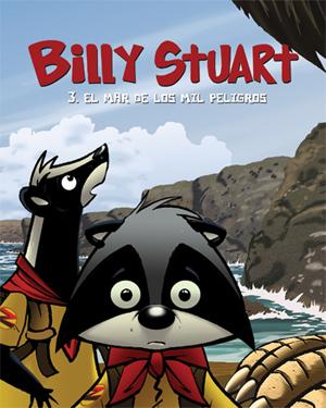 Billy Stuart 3. El mar de los mil peligros