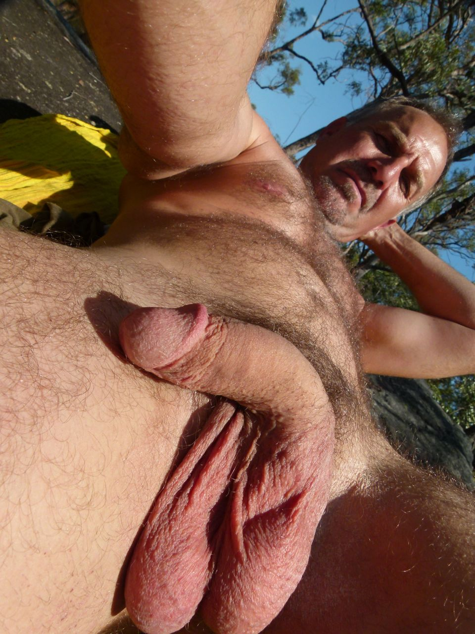 mature big bulges men with Cock