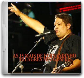 Baixar CD FERNANDINHO Fernandinho   As 15 Mais