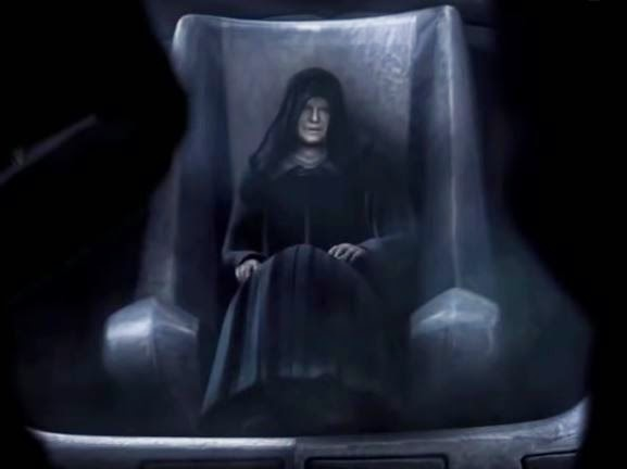 the force unleashed the emperor