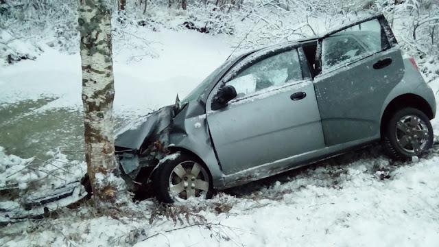 С 20 по 27 ноября сотрудниками отдела ГИБДД УМВД России по Сергиево-Посадскому району зарегистрировано 107 ДТП с материальным ущербом