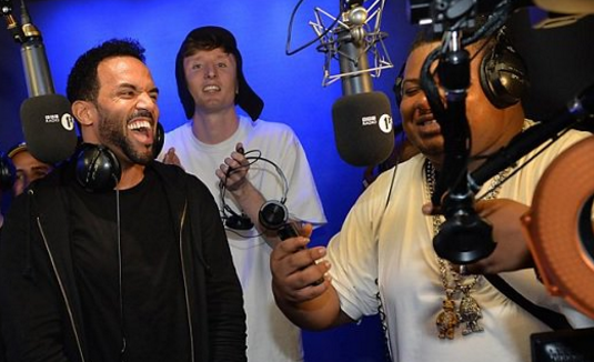 CRAIG DAVID & BIG NARSTIE - WHEN THE BASSLINE DROPS