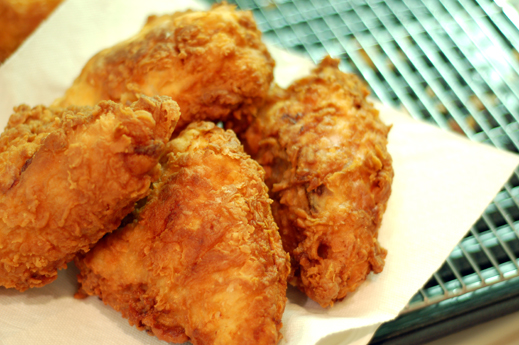 Breaded Fried Chicken Recipe