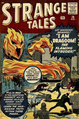 Strange Tales Dragoom