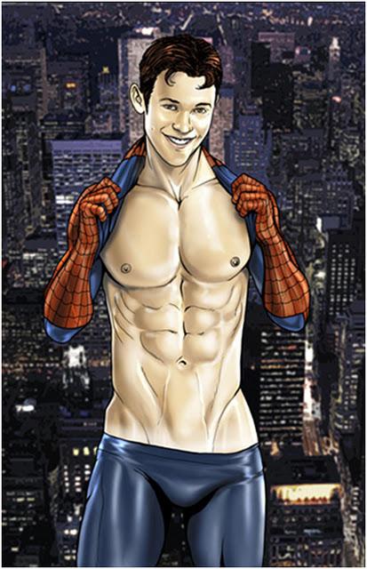 Homem Aranha Gay